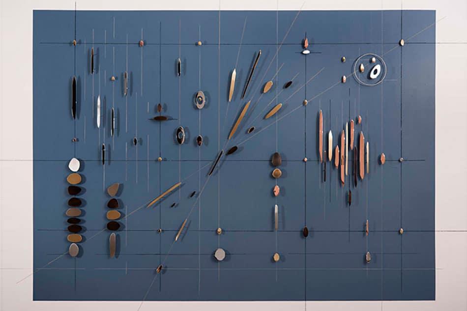 Gravitational Field by Carolina Sardi