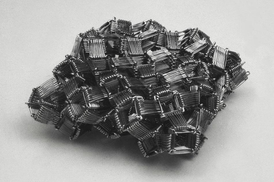 Crystal Box by Tamiko Kawata