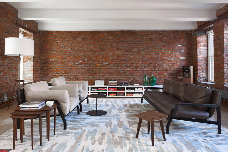 A Chinatown loft designed by Magdalena Keck
