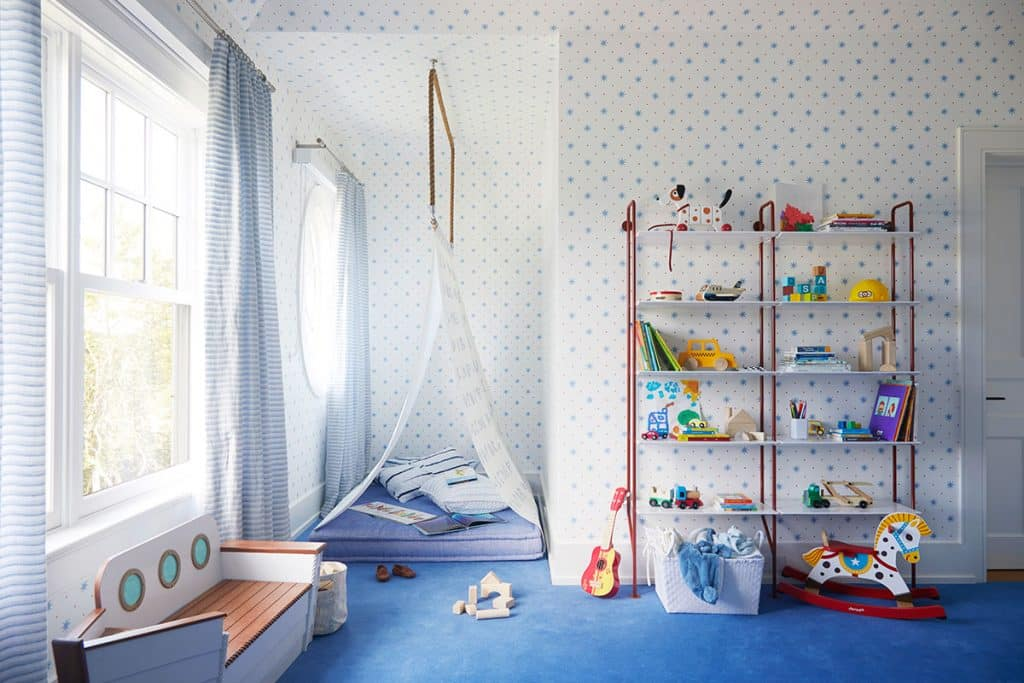 boys bedroom by Pepe Lopez
