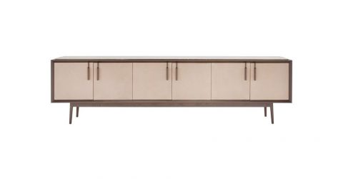Maurizio Marconato & Terry Zappa for Amura Theo sideboard, new, offered by Amura