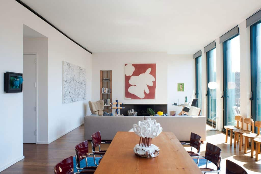 Manhattan apartment by Pepe Lopez