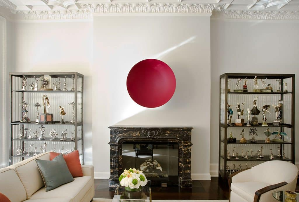 Upper East Side living room by Pepe Lopez