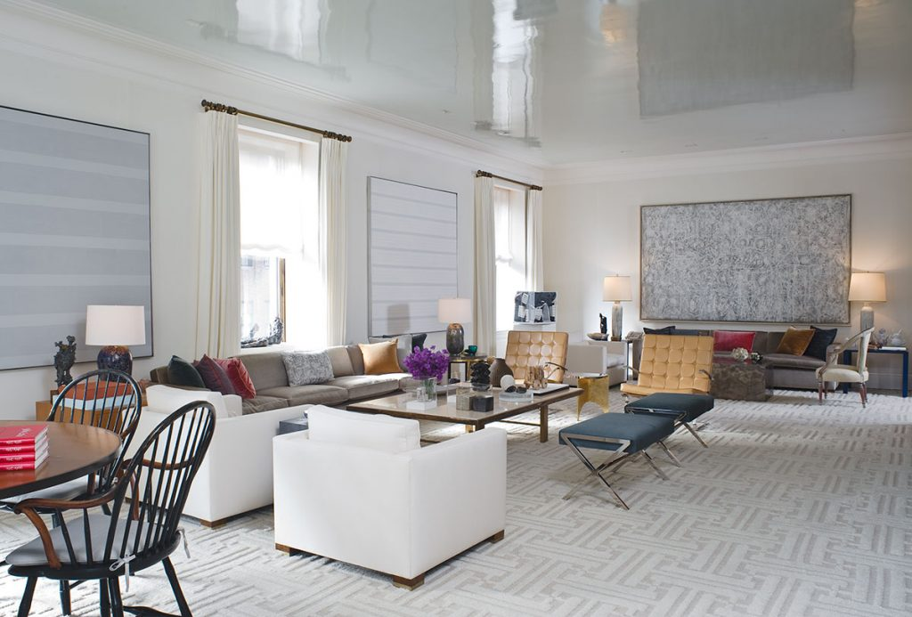 park avenue living room by Pepe Lopez