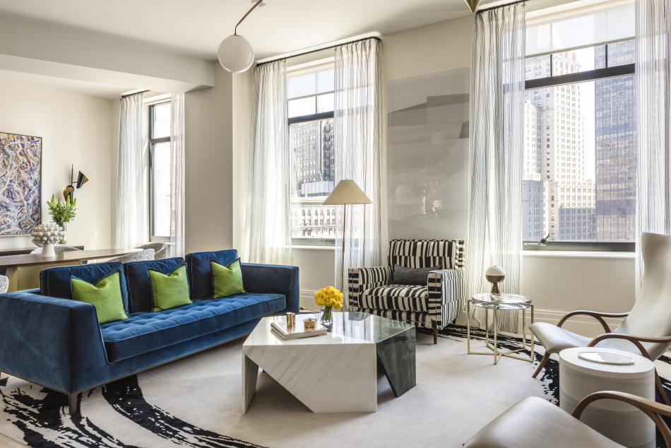 This Modern Madison Square Aerie Takes Cues from the Gilded Age