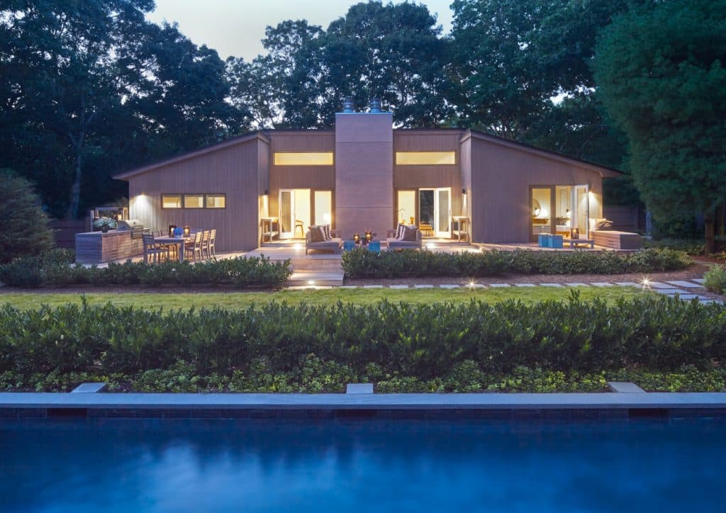 Russell Groves East Hampton home