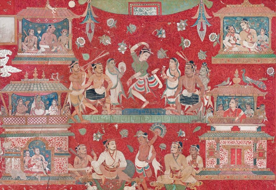 The Dancer Jataka