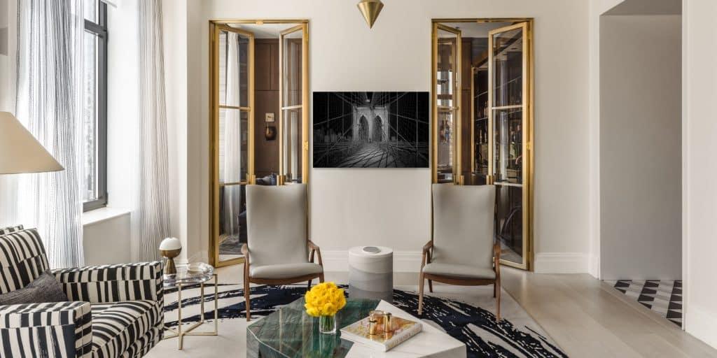 living room by Paris Forino