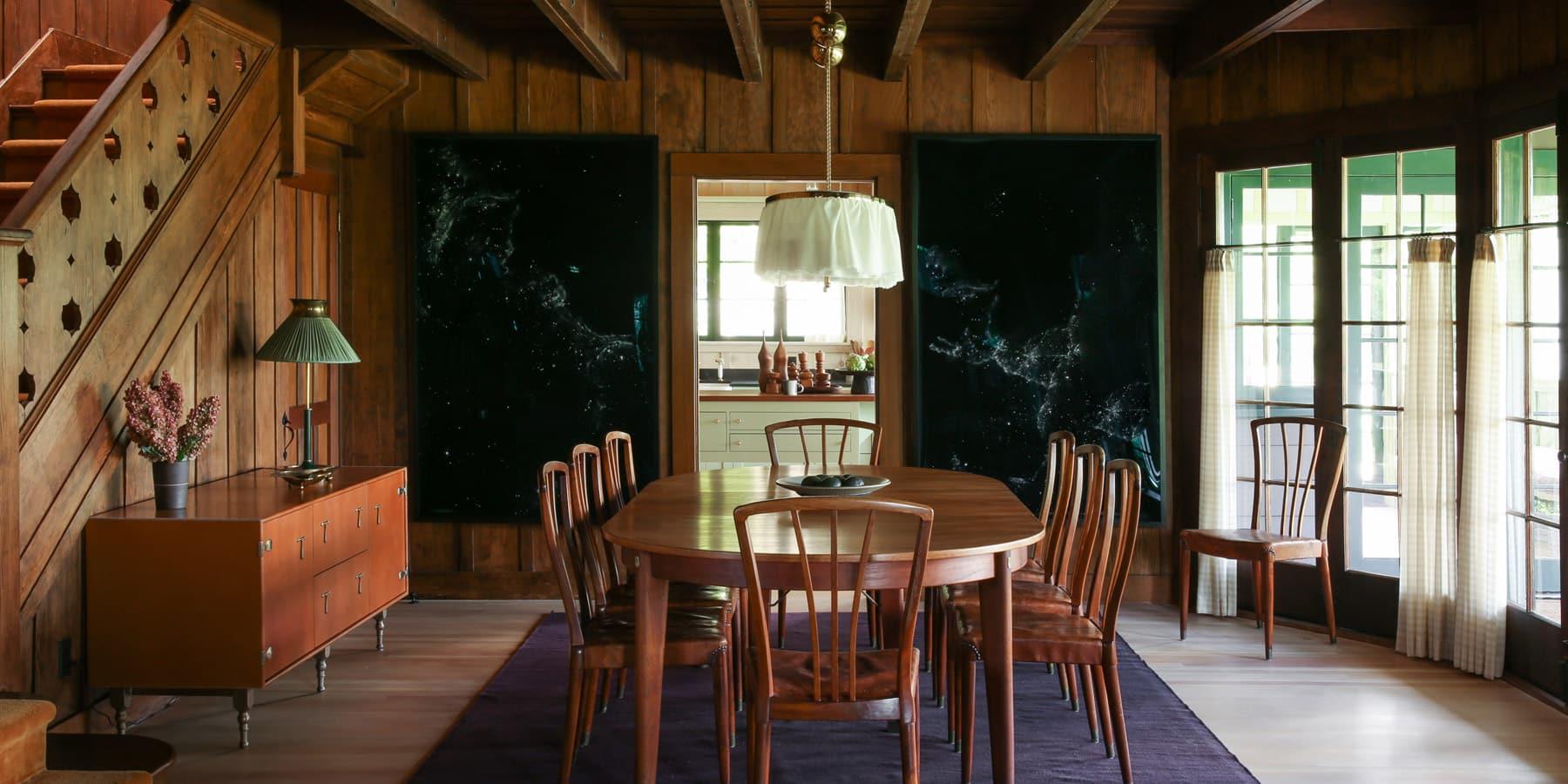 Studio Shamshiri Gives A Storybook California Cottage Singular