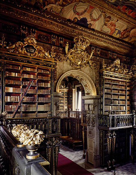 Massimo Listri Celebrates the World's Most Sumptuous Book-Filled Spaces