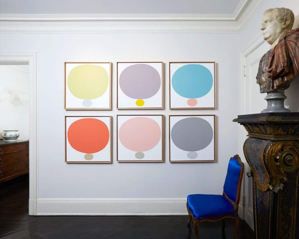 Blair Voltz Clarke and Alistair Clarke New York apartment