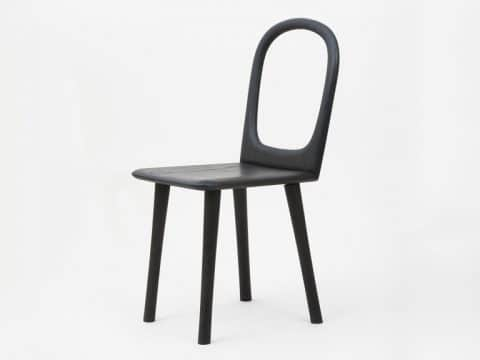 Bow Back chair by Christopher Kurtz