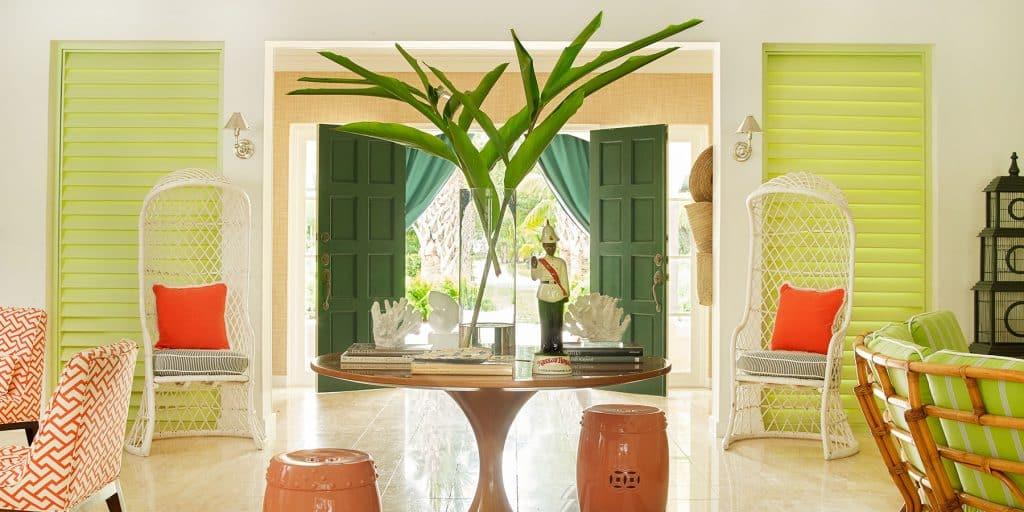 Amanda Lindroth Island Hopping Vendome Press Palmetto House living room