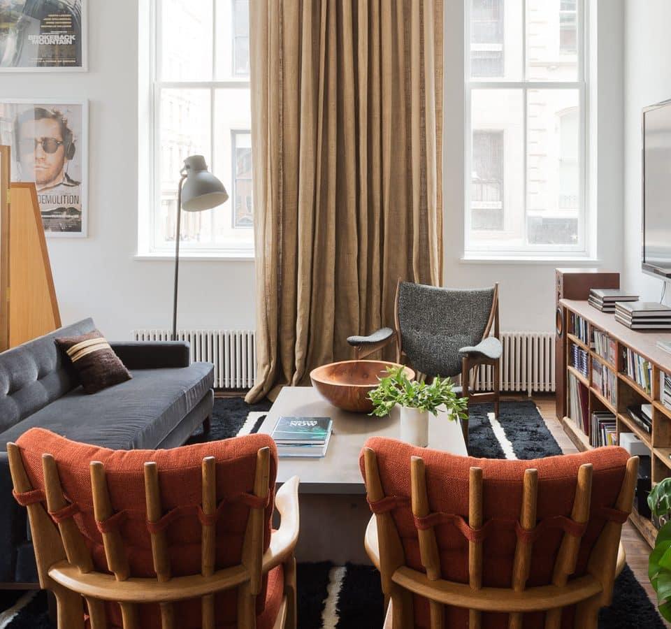Tour Jake Gyllenhaal's Art- and Design-Filled New York Office