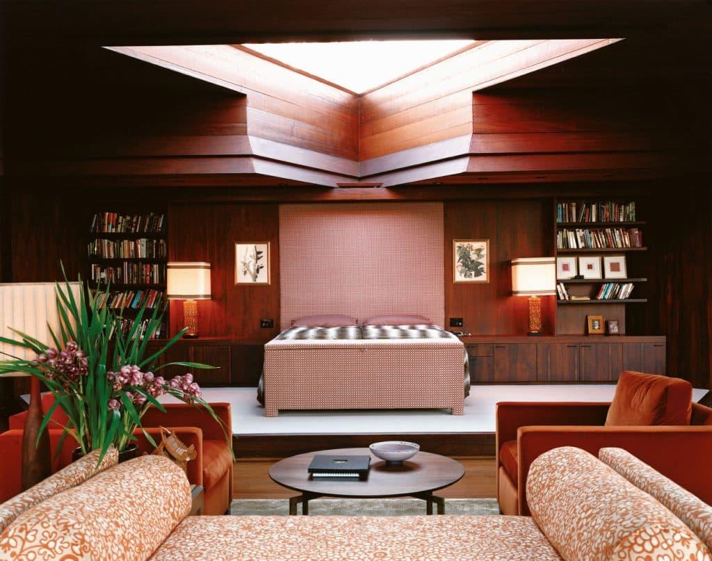 Wilt Chamberlain bedroom