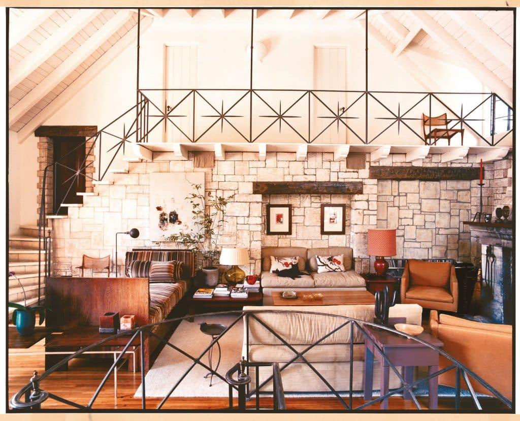 Laurel Canyon living room