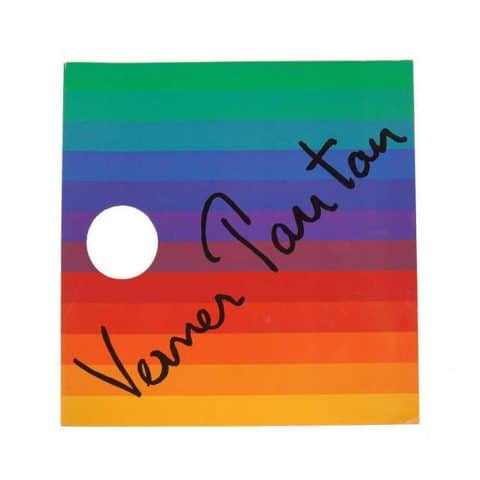 Verner Panton limited-edition book, 1998, offered by Collage 20th Century Classics