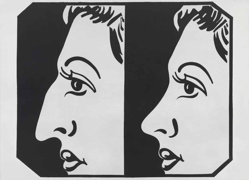 Andy Warhol, Before and After [4], 1962.