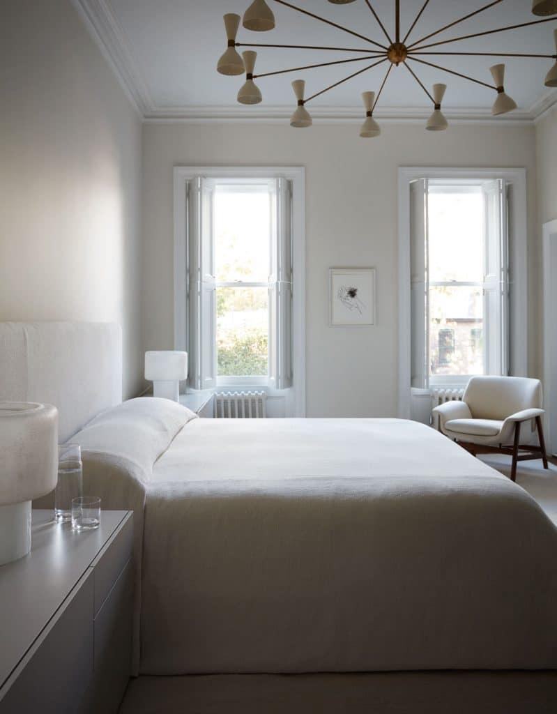 Billy Cotton bedroom
