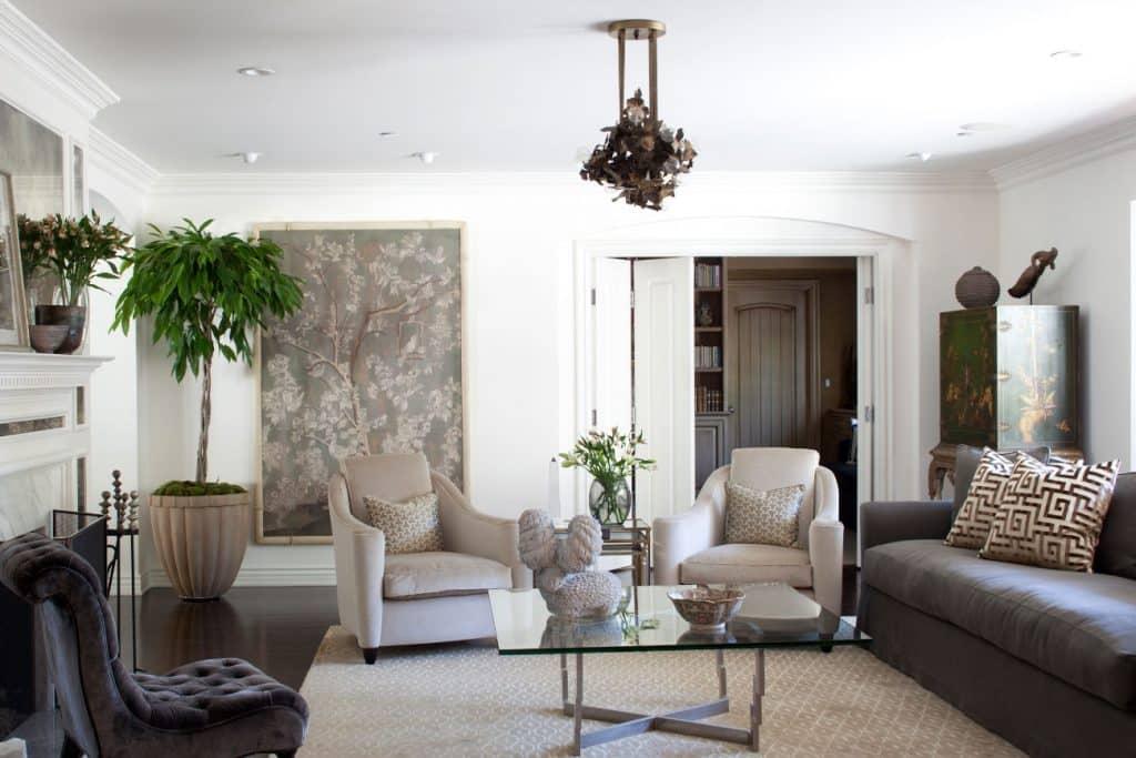 living room by Wendy Haworth