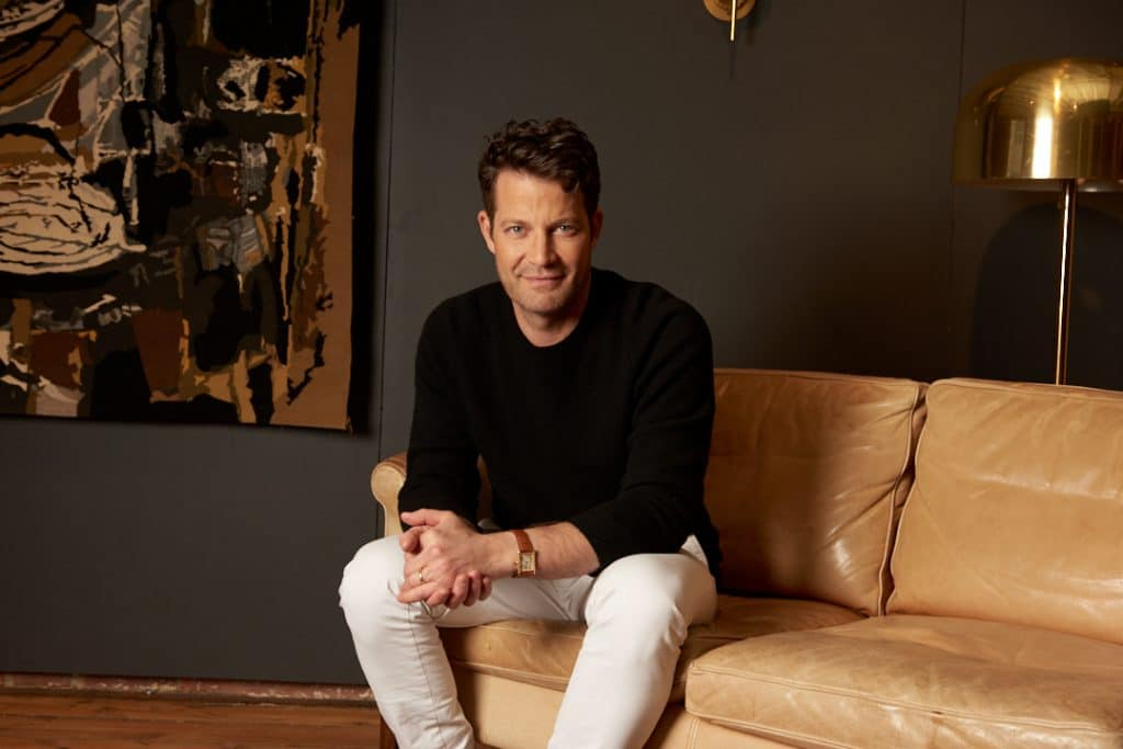 Nate Berkus at the 1stdibs Gallery