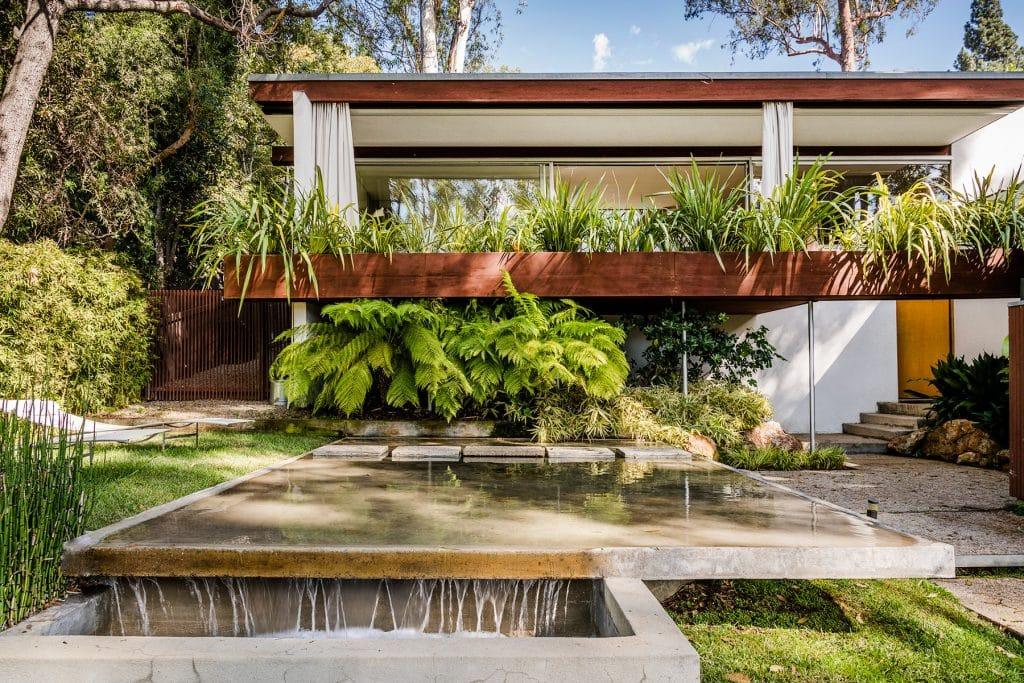 David Netto's Richard Neutra house