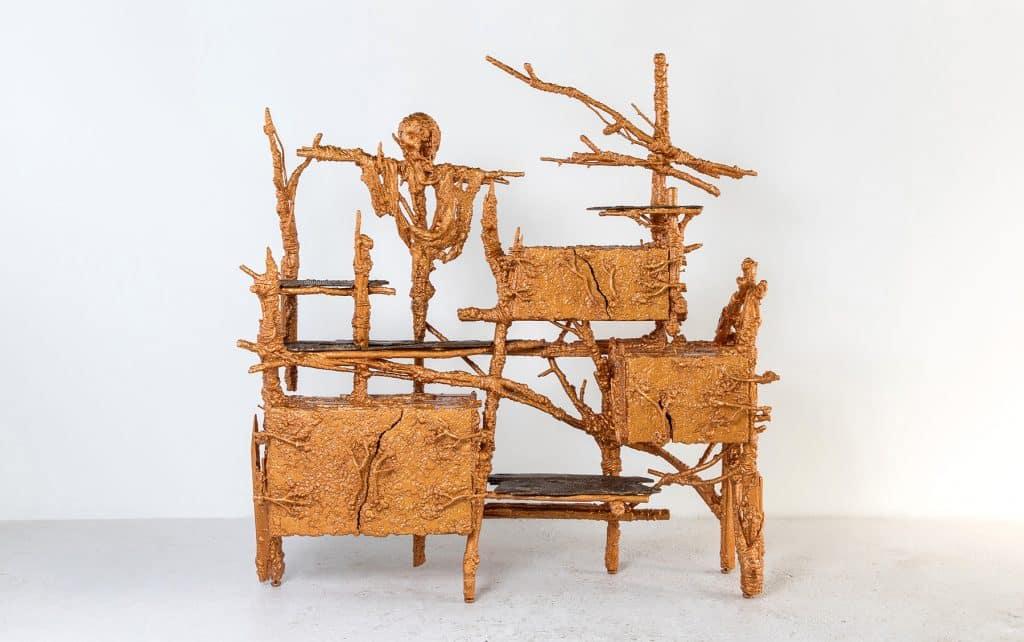 Chris Schanck's Banglatown cabinet