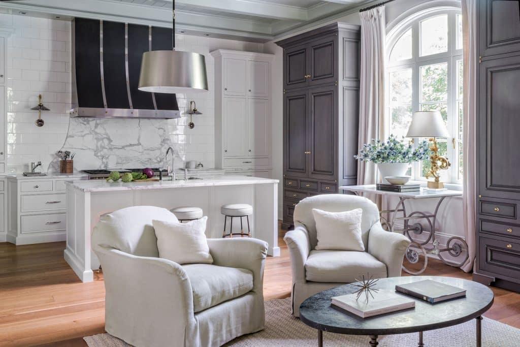 Suzanne Kasler designed kitchen