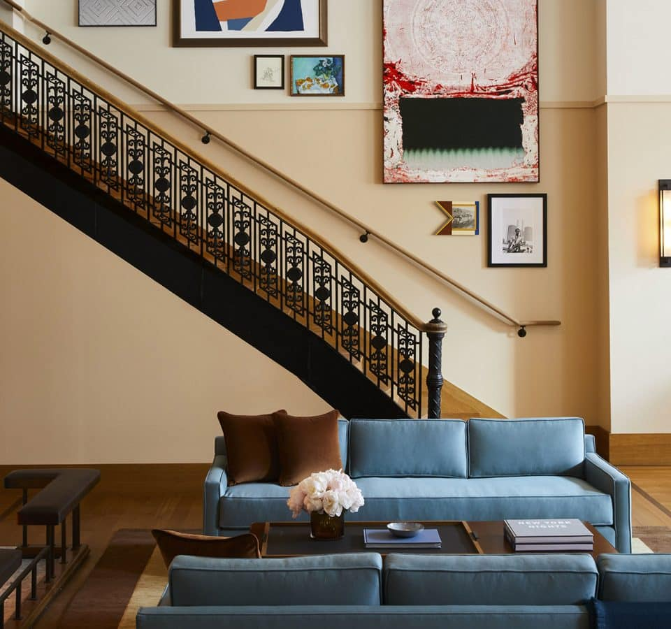 Gachot Studios Teams Up with Shinola on a Chic, New, Downtown Detroit Hotel