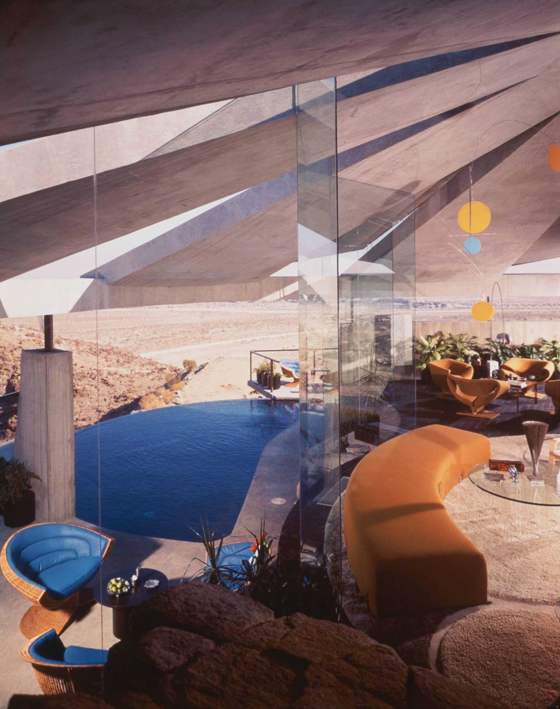 Desert Modern Designer Arthur Elrod Finally Gets His Day In The Sun 1stdibs Introspective