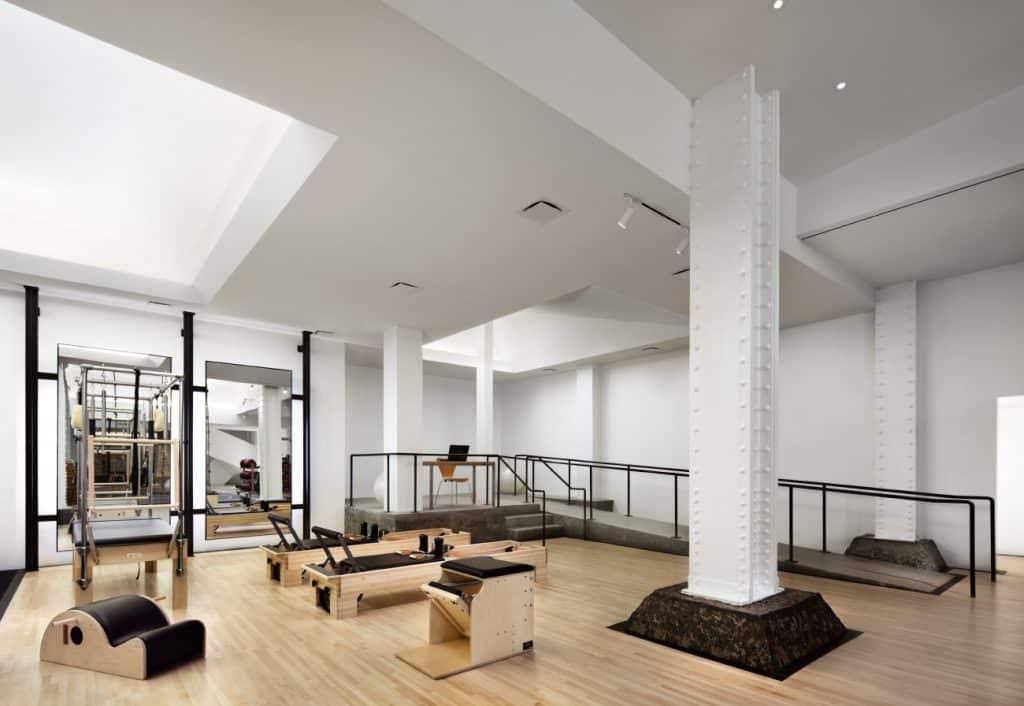 La Palestra gym by Davies Toews