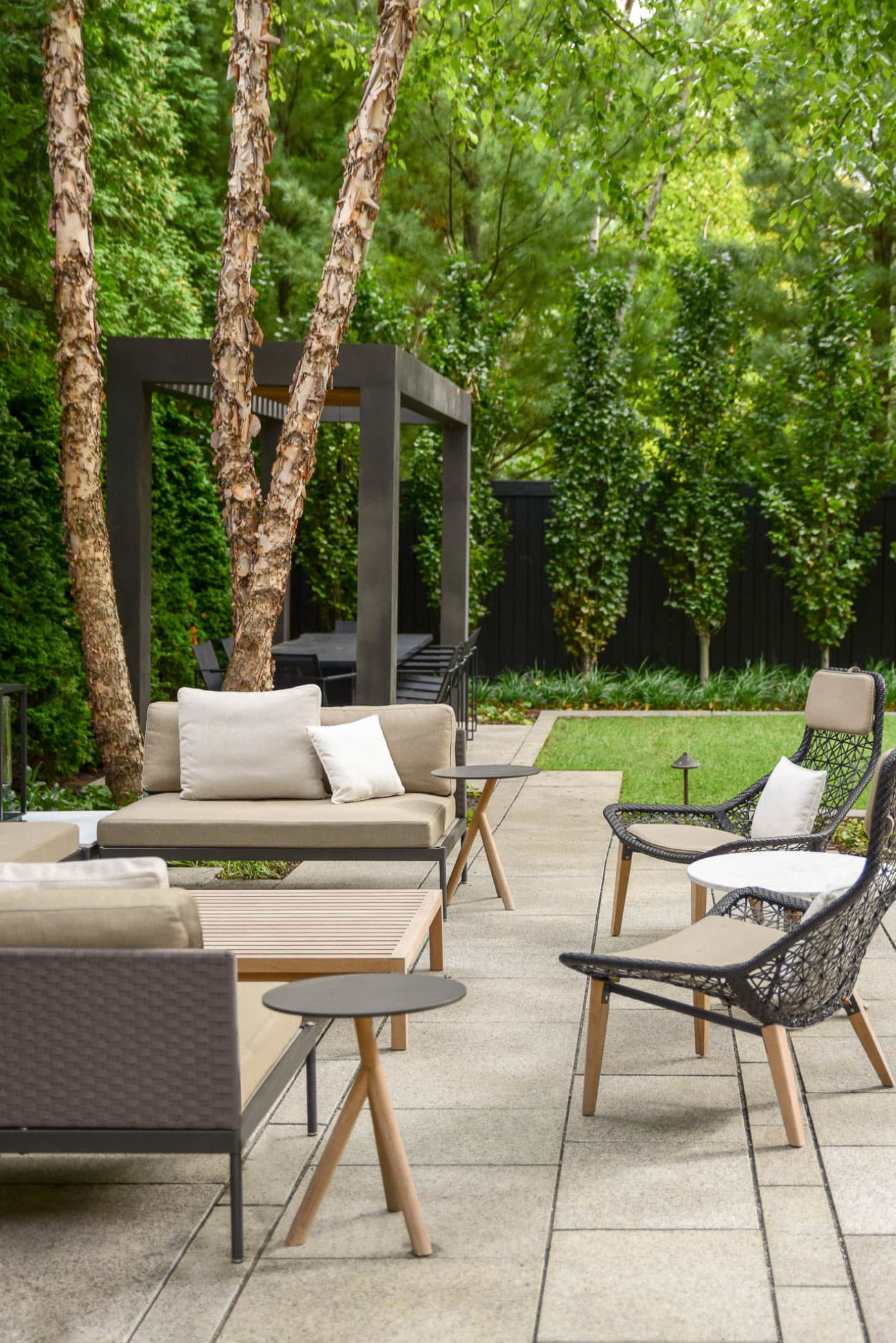 Designers Of The Best Contemporary Outdoor Furniture Think