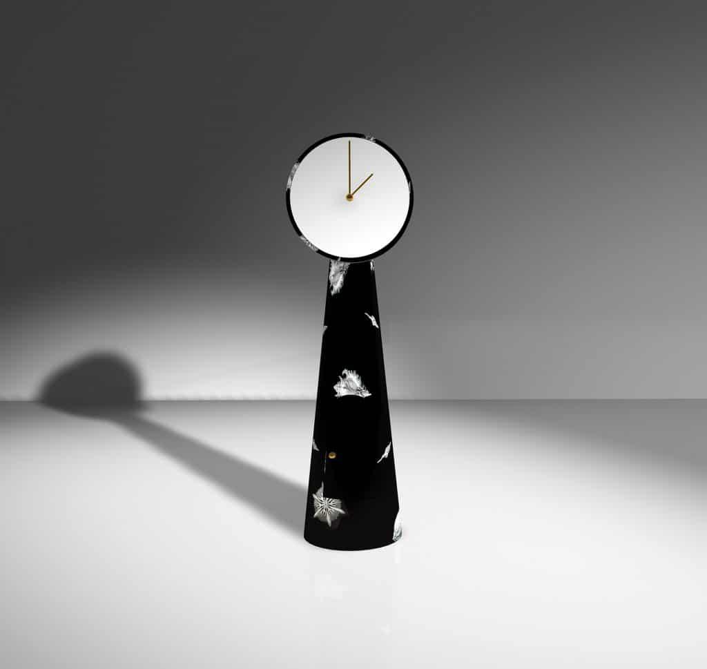 Nika Zupanc's Tic Tac clock