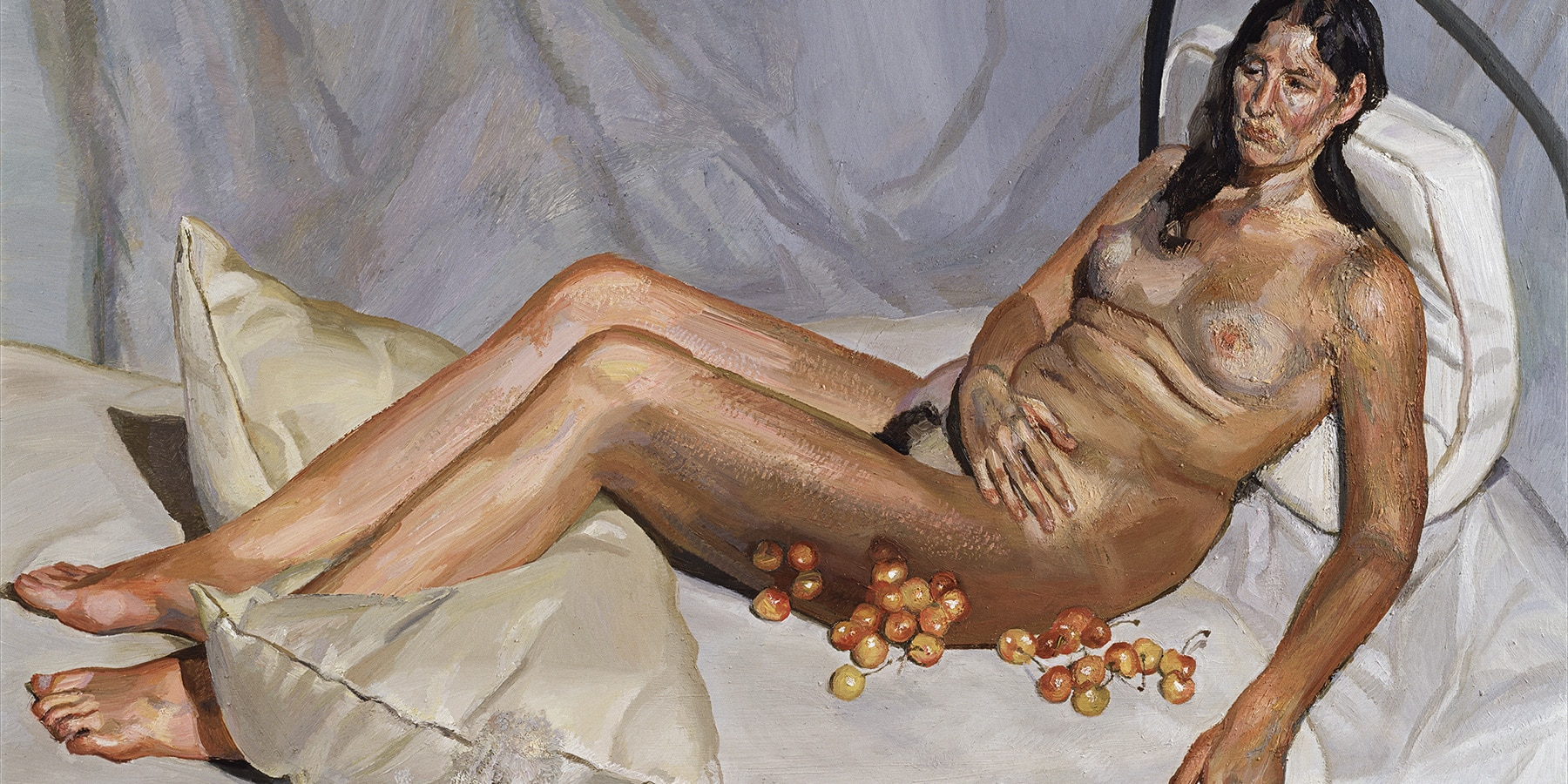 All Nude Image 13 of lucian freud's larger-than-life nudes are on view