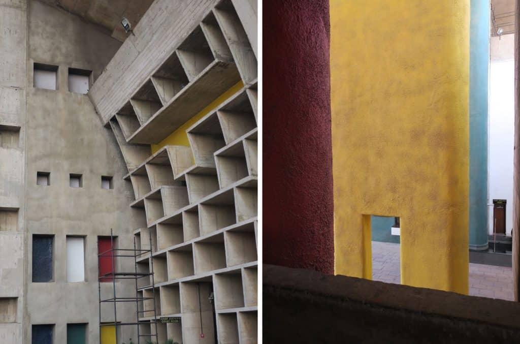 High Court Chandigarh Le Corbusier