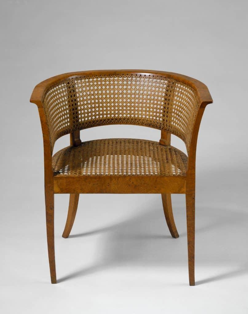 Kaare Klint's Fåborgstolen chair, 1914