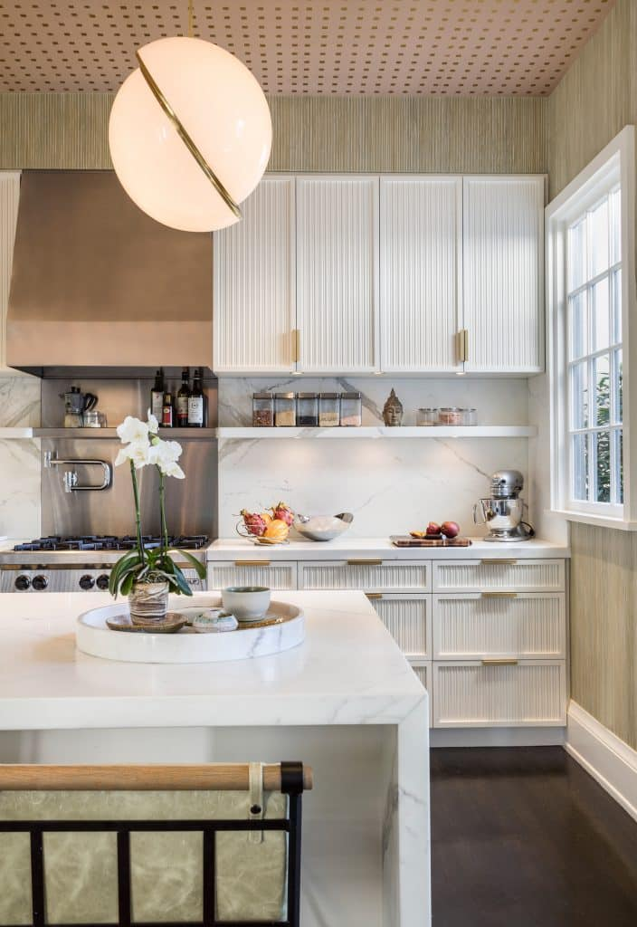 Interior designer Drew McGukin San Francisco kitchen