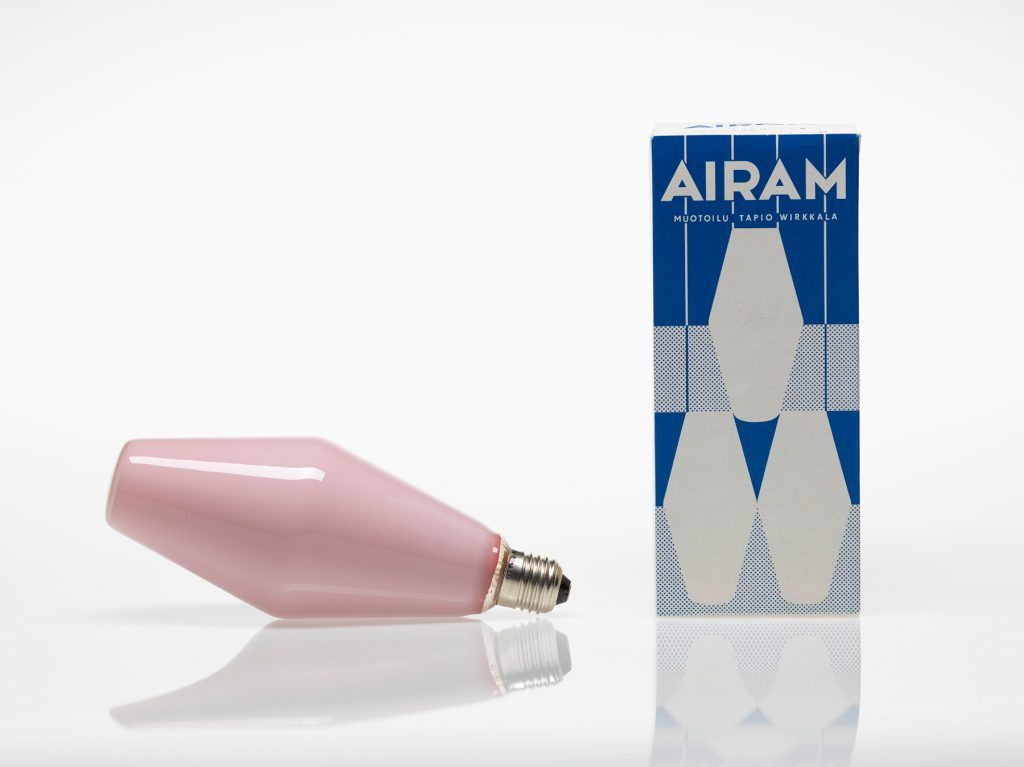Tapio Wirkkala Airam WIR lightbulb