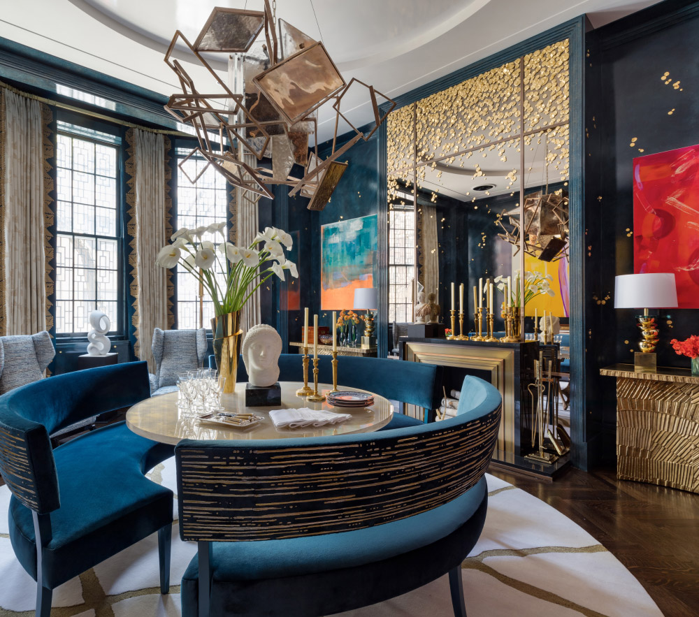 Kips Bay Decorator Show House 2019 New York City Cullman Kravis & Associates