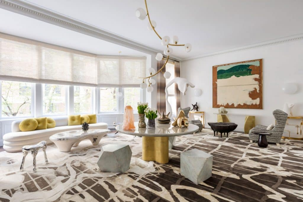 Kips Bay Decorator Show House 2019 New York City Jeff Lincoln