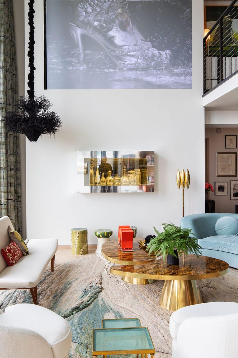 Inside the Brooklyn Penthouse and Manhattan Exhibition of a Major Collector