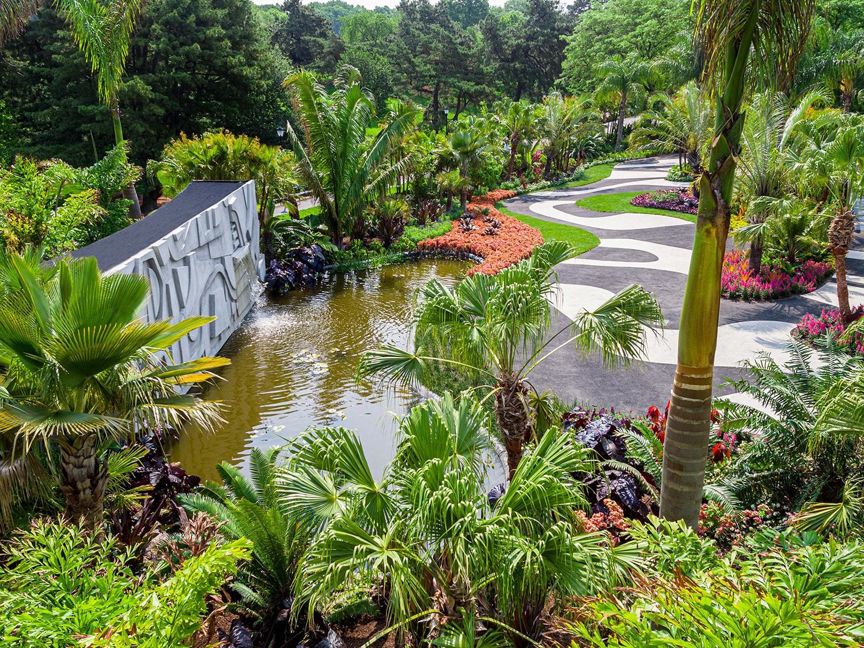 Roberto Burle Marx S Bold Brazilian Landscape Design Comes To