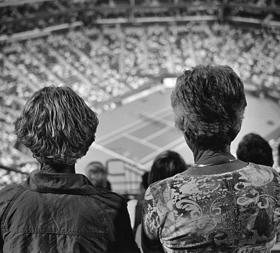 Stephan Würth Photographs the Sport of Tennis from Every Angle