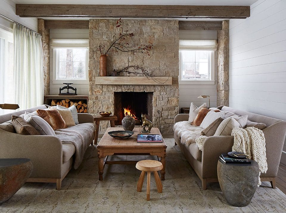 This Designing Couple Defines Modern Mountain Style in Jackson Hole