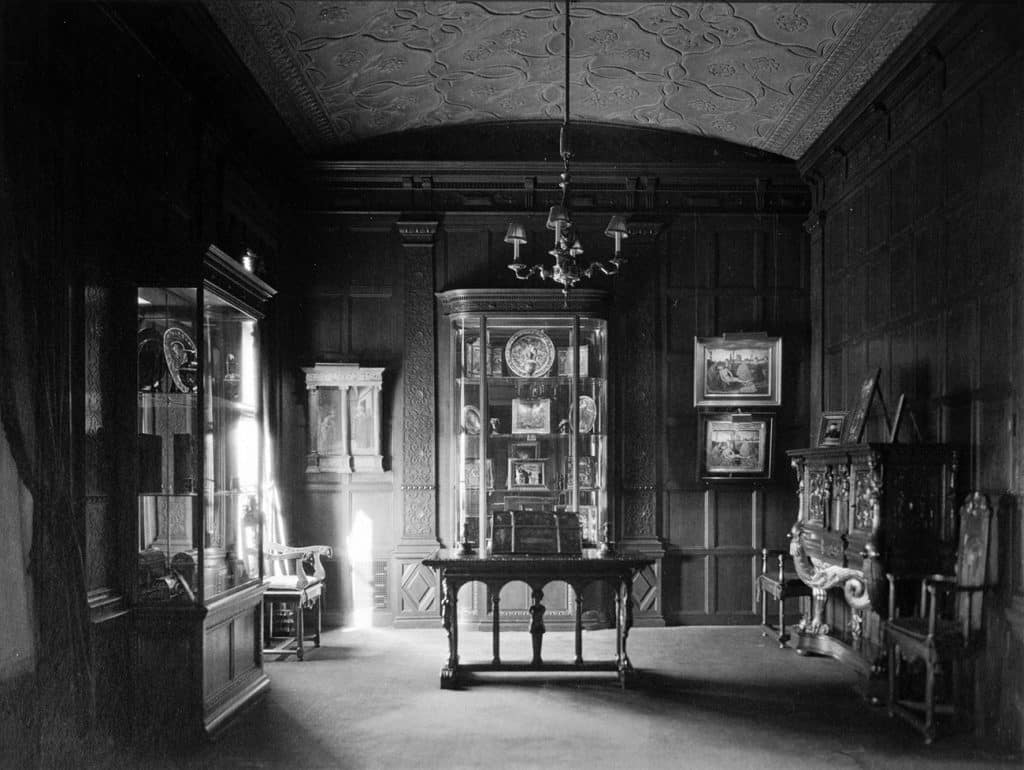 J.P. Morgan Limoges enamels Henry Clay Frick Frick Collection New York Enamels Room Duveen Brothers and the Market for Decorative Arts Charlotte Vignon