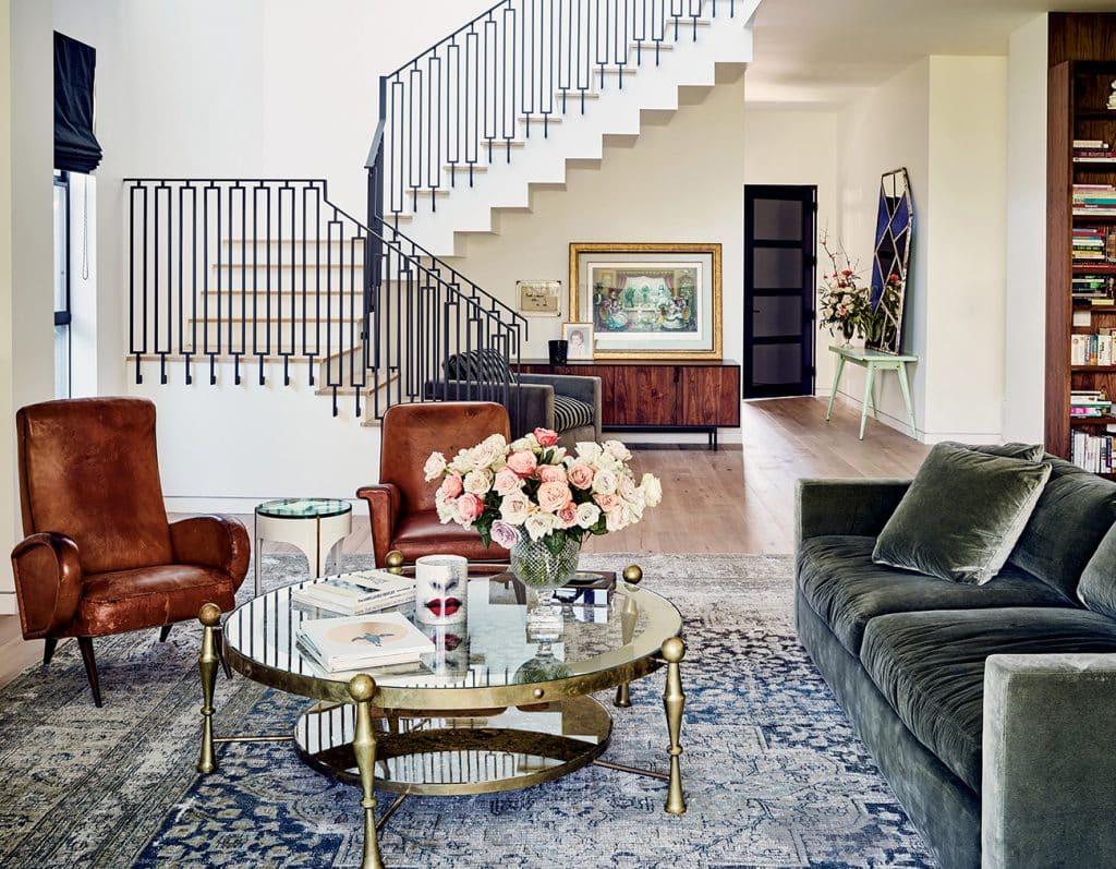 living room by Estee Stanley