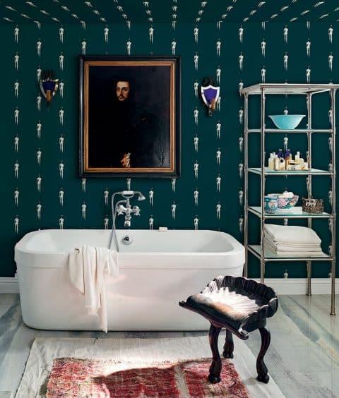 bathroom by Estee Stanley
