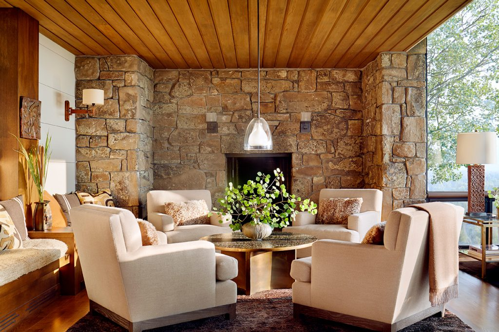 Madeline Stuart Jackson living room