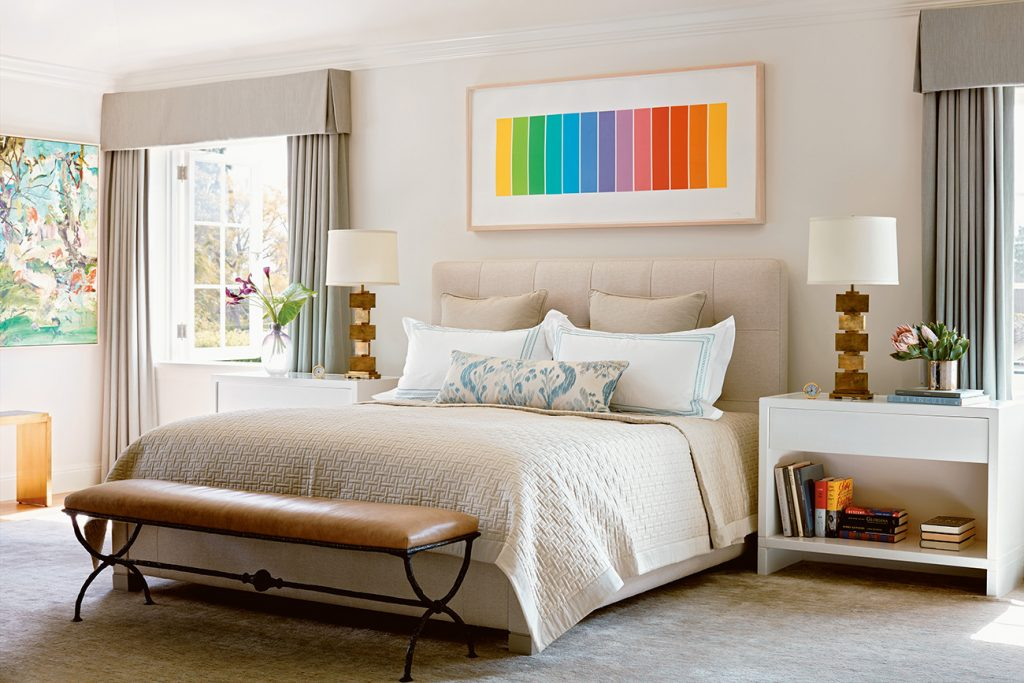Madeline Stuart master bedroom