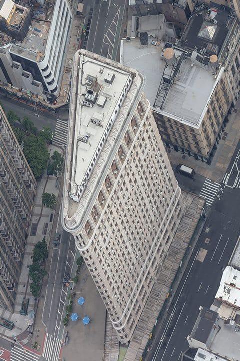 Photographer Marc Yankus ClampArt gallery New York Flatiron Building New York Unseen